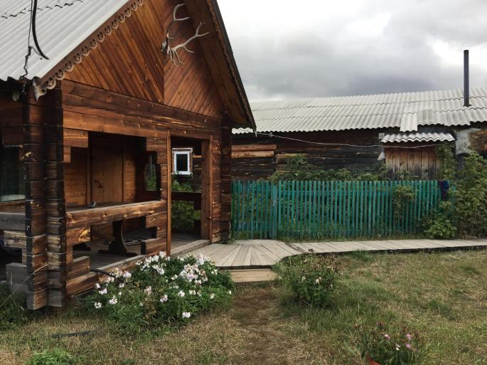Beketov's house